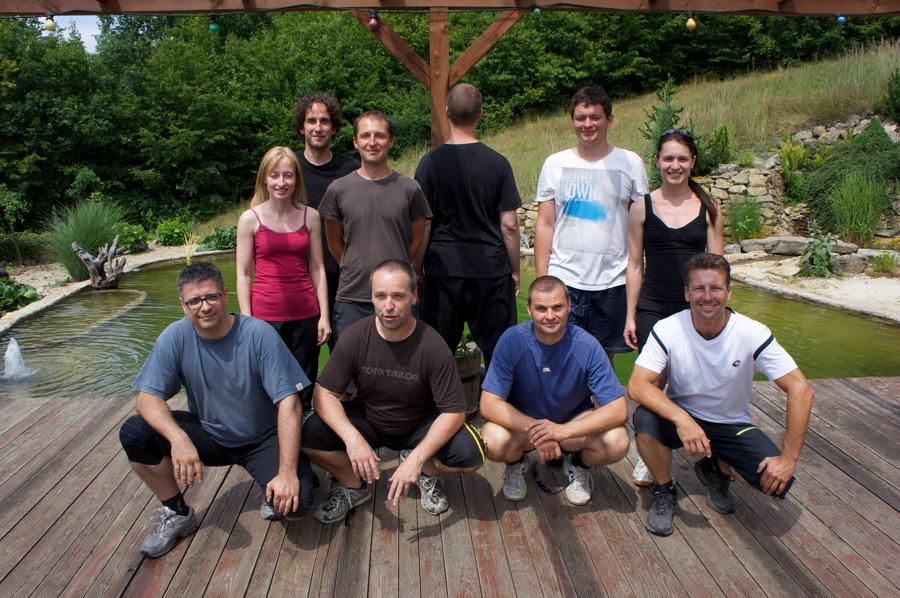 semináře kung-fu Brno