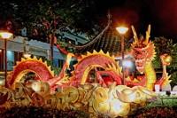 Oslavy Nového čínského roku