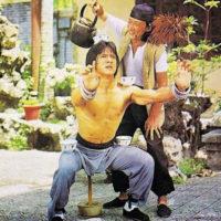 Postoje a přesuny – základ kung-fu