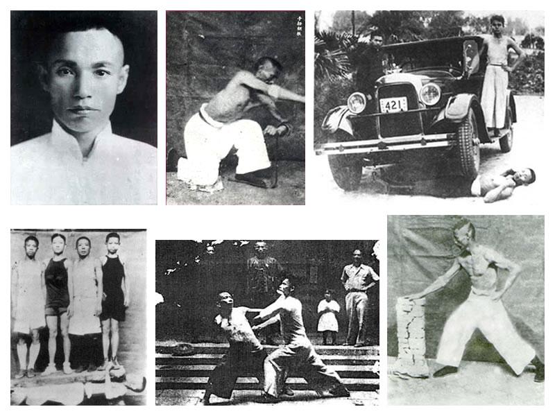 Ku Yu Cheung (1894 - 1962), mistr severního Shaolinu